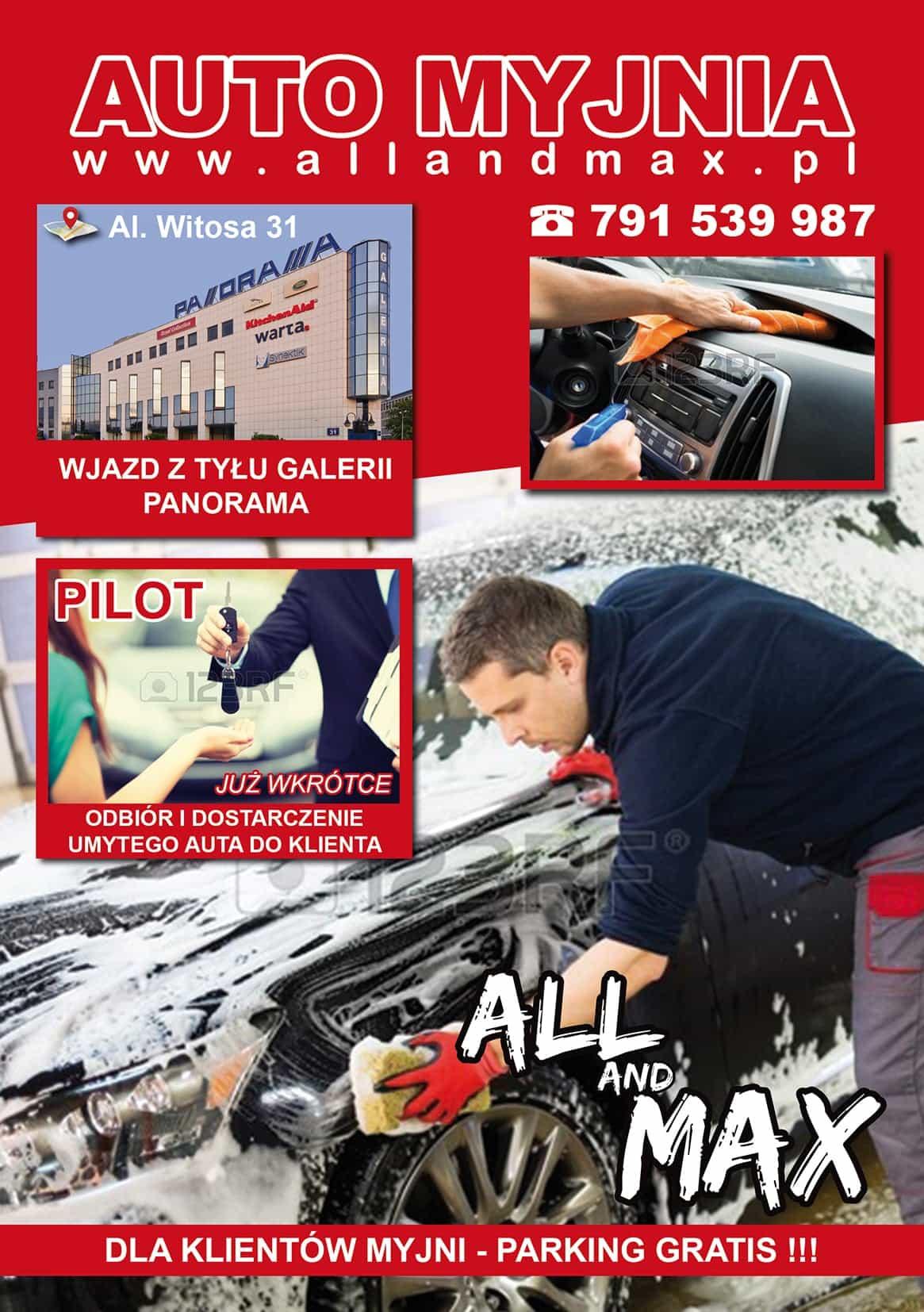 pranie tapicerki samochodowej Mokotów
